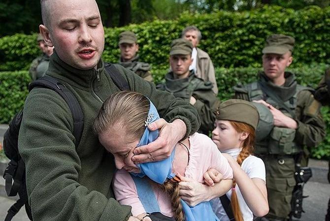 Геращенко сказал, кто мог напасть надобровольца ОУН