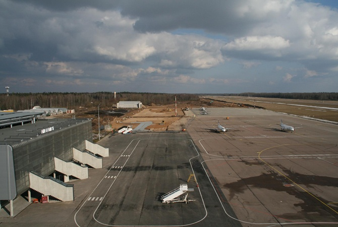 Русский военный транспортник нарушил воздушное пространство Эстонии