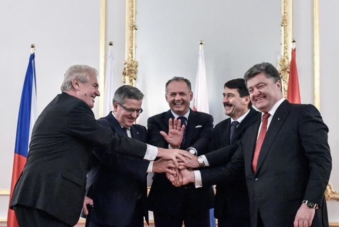 Гройсман: РФ пробует остановить Украинское государство напути кевроинтеграции
