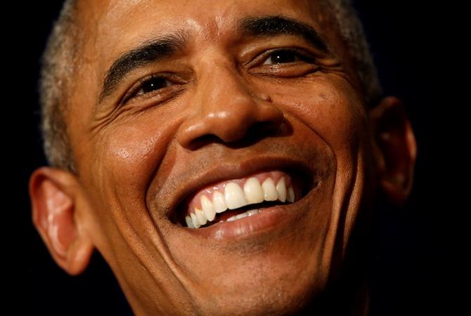 Вчесть Обамы назвали паразита