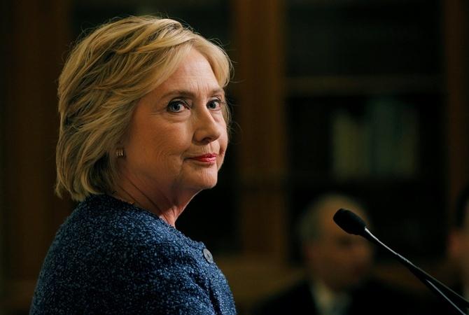 Трамп озвучил «худшую ошибку» Клинтон впрезидентской гонке