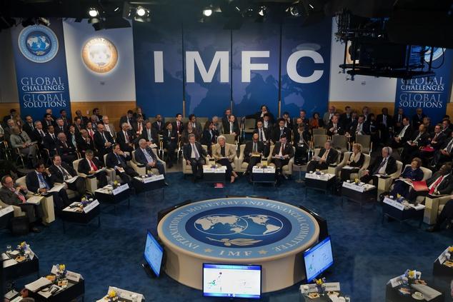 Киев планирует доконца года получить свыше $2 млрд кредита отМВФ