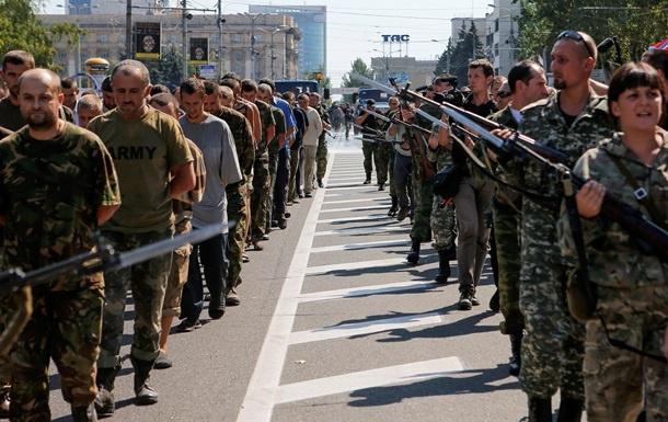 СБУ: Боевики наДонбассе подтвердили готовность освободить 47 заложников