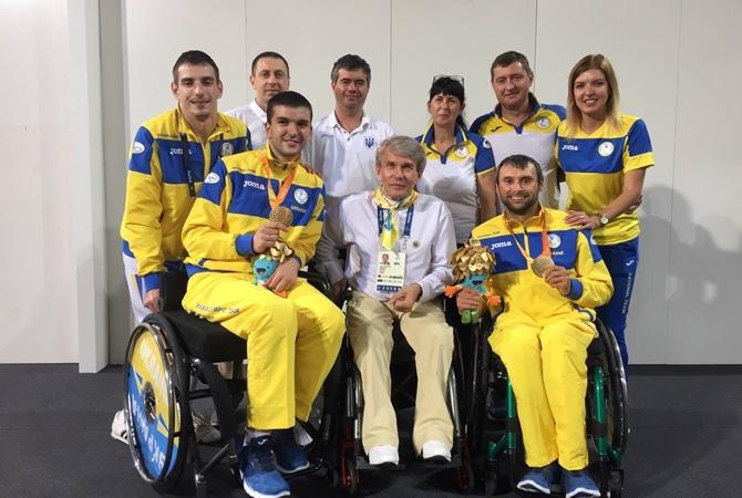 Паралимпиада-2016. Сборная Украины одолела Голландию ивышла вфинал
