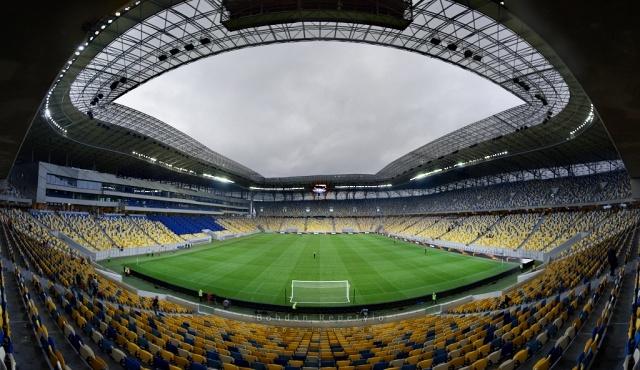 Стоимость проекта стадиона «Арена-Львов» была завышена на27 млн грн— генпрокуратура