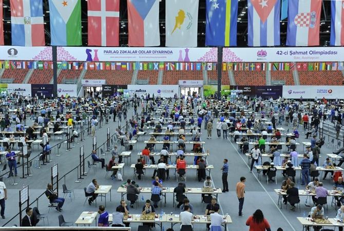 Шахматистки Туркмении вошли в 10-ку лидеров наОлимпиаде встолице Азербайджана