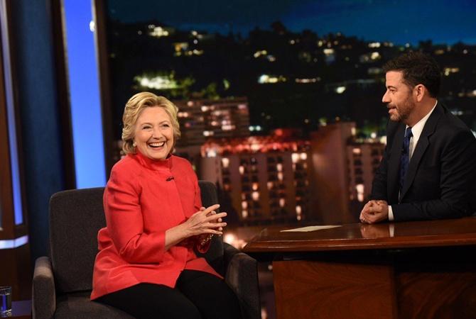 Хиллари Клинтон лично поведала освоем состоянии здоровья