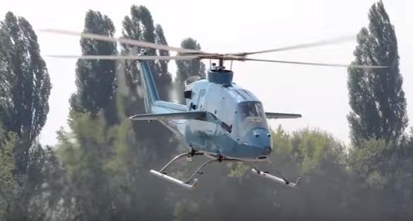 Вweb-сети ажиотаж вокруг видео сновым украинским вертолетом