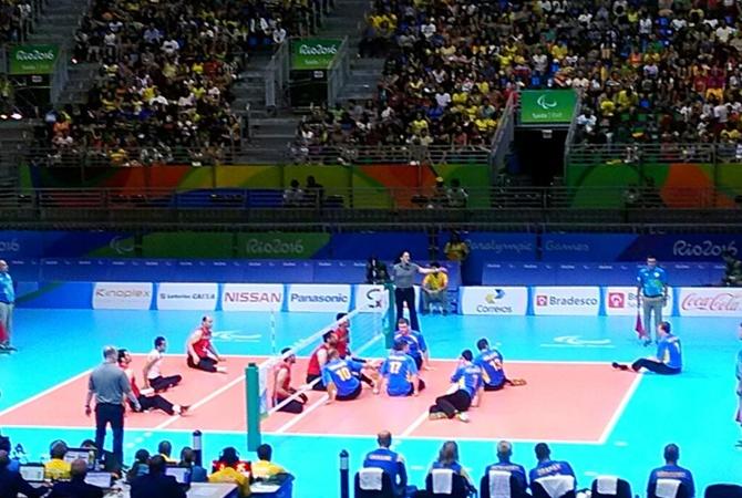 Украина смировым рекордом завоевала 80-ю медаль Паралимпийских игр вРио