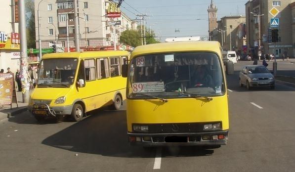 ВЧернигове шофёр маршрутки отказал вбесплатном проезде волонтерке изАТО