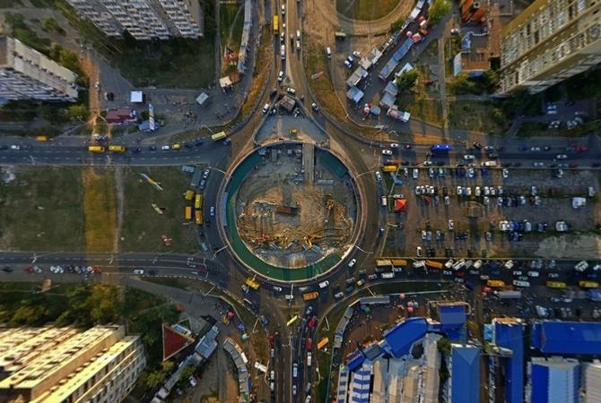 В.Кличко пригласил руководителя метрополитена доложить оситуации около станции «Героев Днепра»