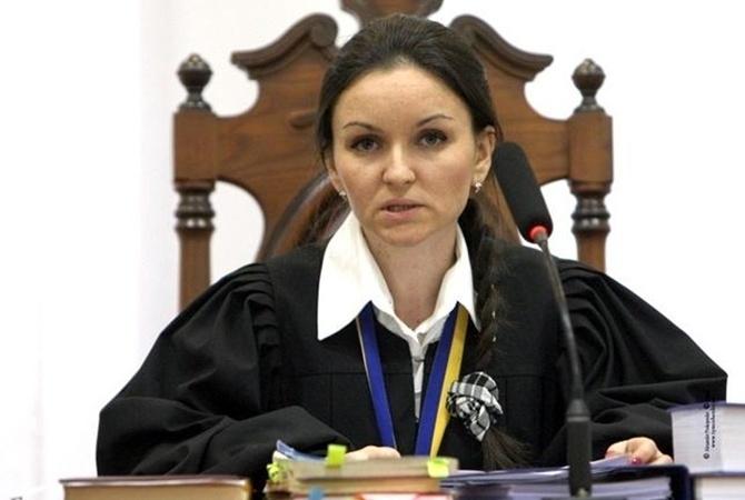 Высший совет юстиции просит сократить одиозную судью Царевич