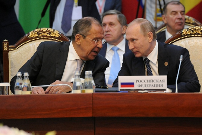 Путин возложил наУкраину ответственность заприсоединение Крыма кРоссии