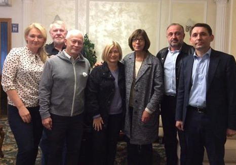 НаДонбасс приняли решение поехать только трое депутатов Европарламента— Смелых недостаточно