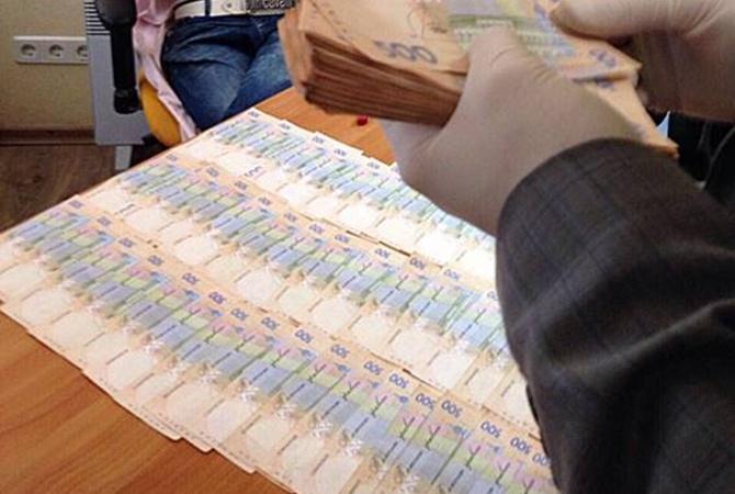 ВХарькове налоговика оштрафовали на25 тысяч завзятку в71 тысячу
