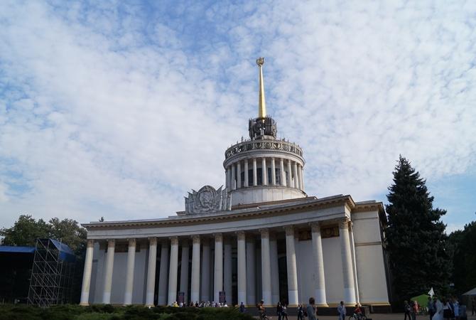 ВКиеве Музей тоталитаризма разместят наВДНХ