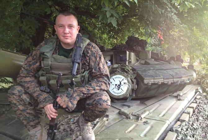 В столице убит лидер украинского «Оплота»
