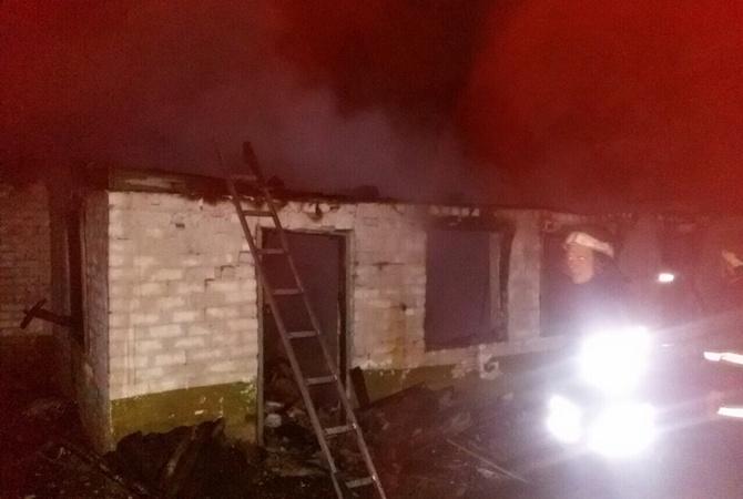 ВДнепре горело дамское отделение психбольницы