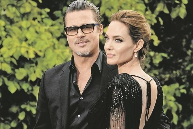Джоли иПитт разделят между собой 555 млн долларов