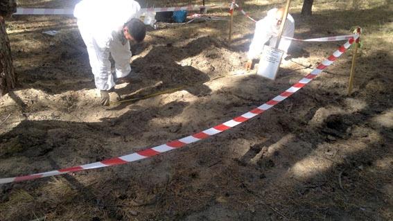 ВДонецкой области отыскали тело харьковчанина, схваченного боевиками «ДНР» впрошлом году
