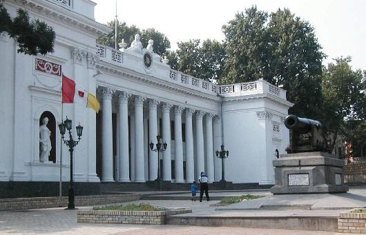 Мэрии Одессы угрожают штурмом— работники эвакуированы