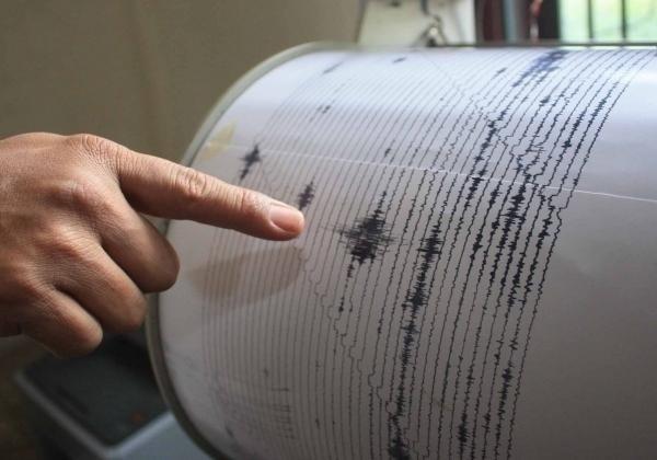 ВДонецкой области снова случилось землетрясение