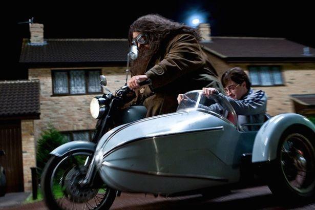 Дом Гарри Поттера реализуют за500 тыс. фунтов стерлингов