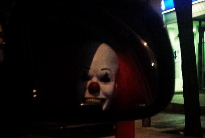 ВСША милиция расследует случаи нападения клоунов надетей