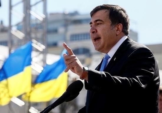 ВГрузии обещали арестовать Саакашвили, если онприедет встрану