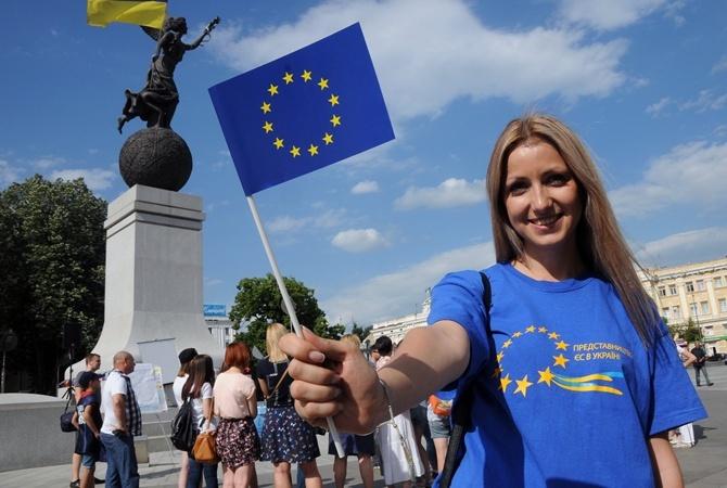 Профильный комитет Европарламента поддержал предоставление безвизового режима Украине