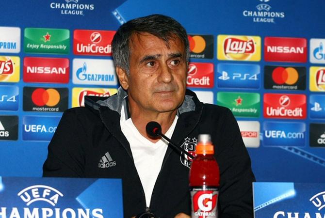 Бешикташ перед матчем сДинамо избежал поражения вчемпионате Турции