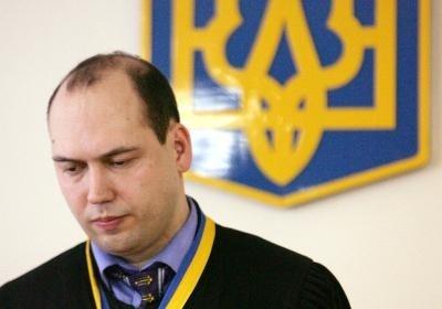 Сергей Вовк отстранён отдолжности судьи Печерского суда