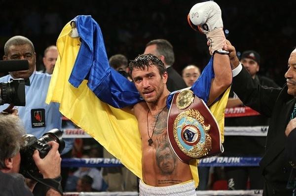 Ломаченко сразится сэкс-чемпионом мира Николасом Уолтерсом