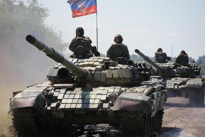 Вштабе заверяют, что силы АТО несдадут позиции— Разведение войск