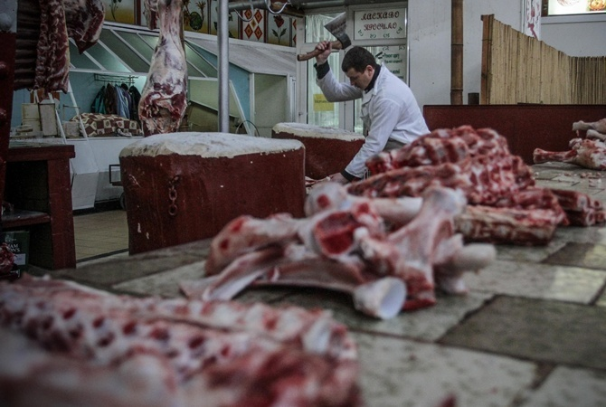 Молдова запретила импорт мяса иживотных изУкраины— Защитные меры