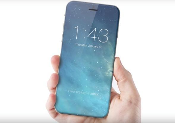 Apple приступила кразработке iPhone 8