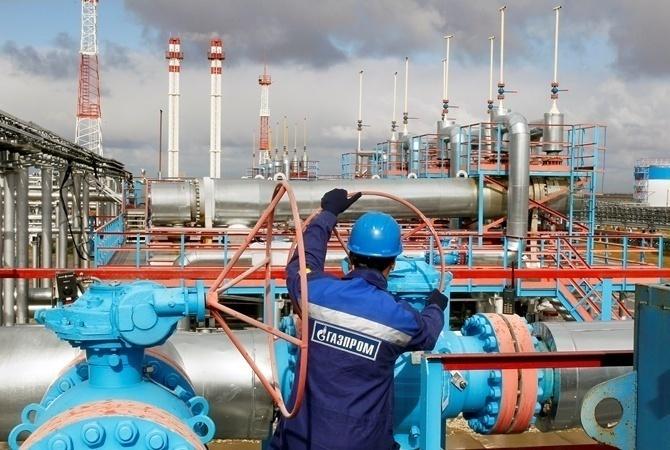 Украина подаст против «Газпрома» иск на $3 млрд