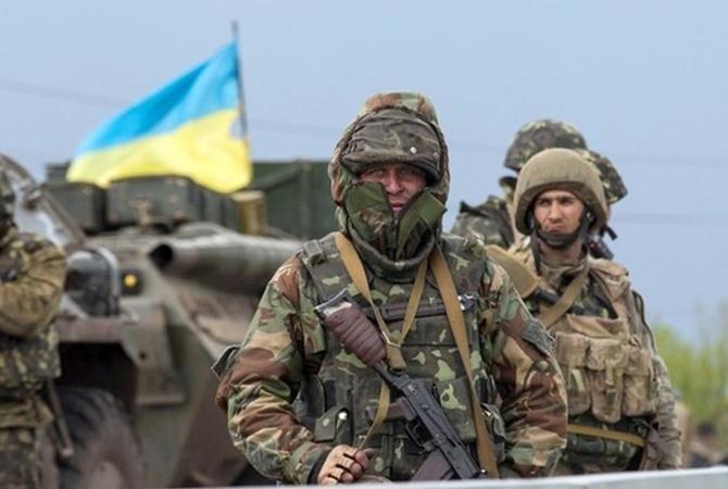 Лысенко: вДонбассе пострадали двое украинских военных