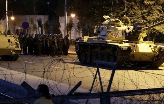 Власти Турции продлили еще натри месяца режим чрезвычайного положения
