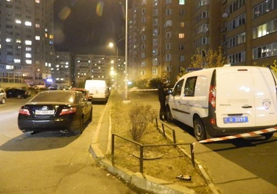 В милиции поведали детали ЧП— Стрельба вКиеве