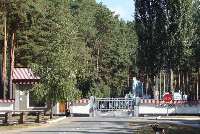 НаЧерниговщине военнослужащий скончался под колесами БМП