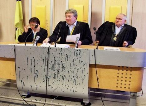 Председатель одесского суда, прекратившая работу 2-х учреждений, подала вотставку