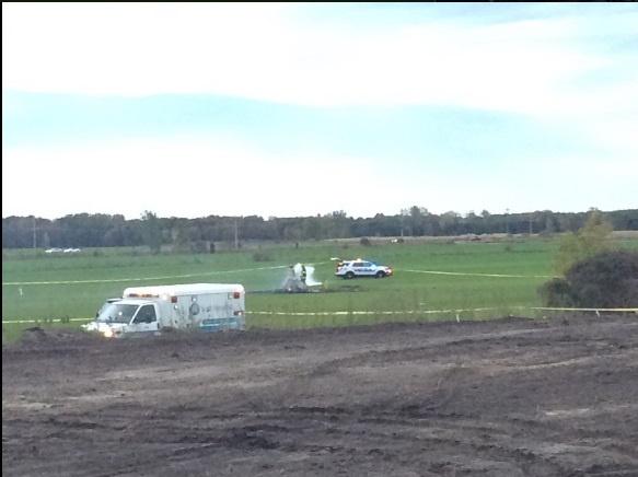 Несколько человек погибли в итоге крушения вертолёта вштате Миннесота