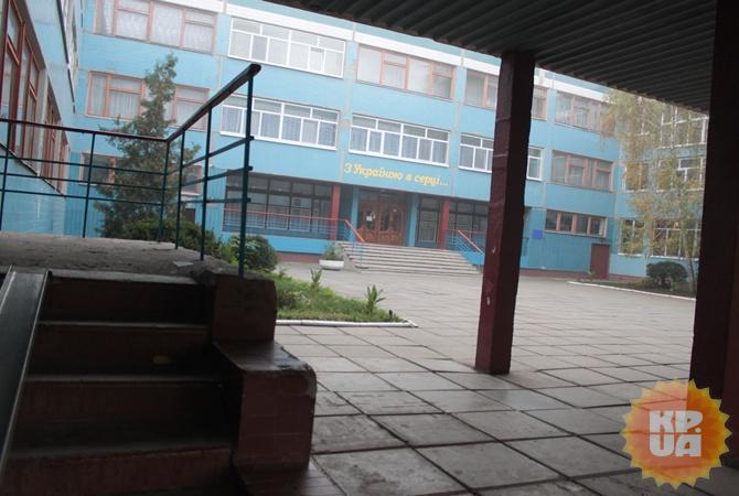 ВДнипре учительница после избиения школьника «убежала» набольничный