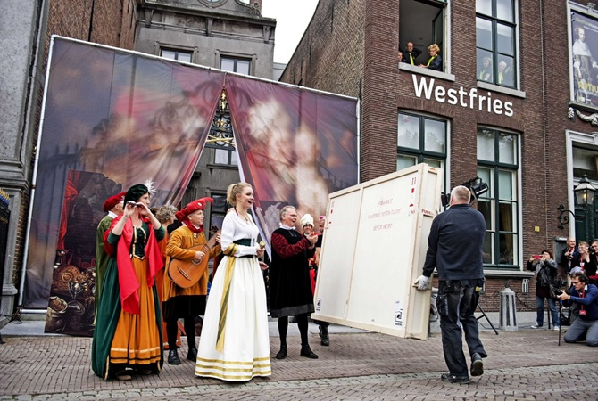 Нидерландский музей получил от государства Украины 5 похищенных картин