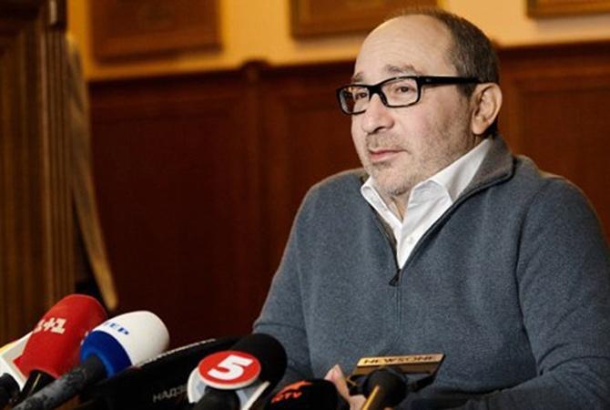 Кернес: Крым вернуть нереально, так как «крымчане голосовали»