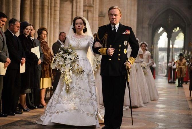 Трейлер самого дорогого сериала вмире «Корона» появился всети интернет