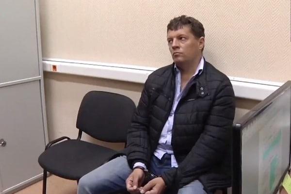 РФдопустит консула кзадержанному корреспонденту Сущенко только 14октября