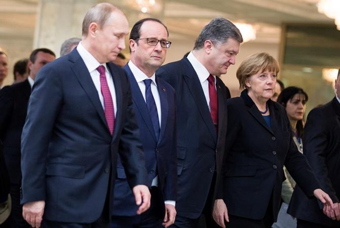 Помощник Российского Президента: встреча «нормандской четверки» запланирована на19октября