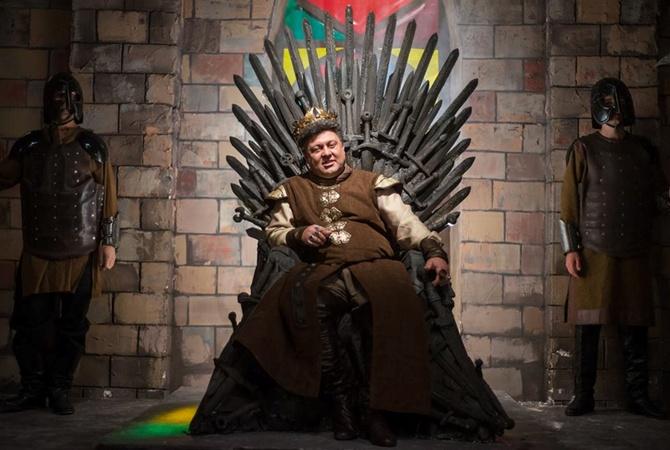 «Квартал 95» снял пародию наИгру престолов